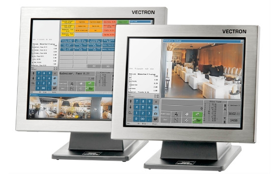 Vectron POS Steel Touch 17""